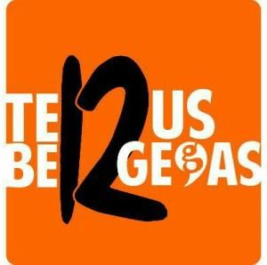 LOGO #TERUSBERGEGAS